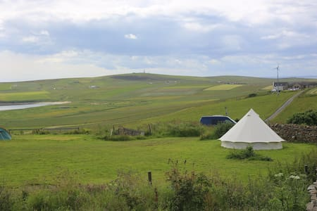 Wheems Bell Tent - Orkney