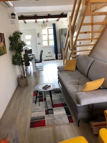 Apartment Braco, small place for big expectations