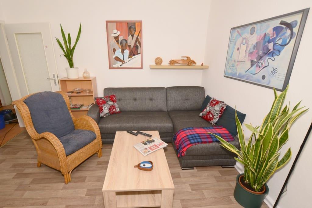 Zusätzliche Schlafgelegenheit /Wohnraum