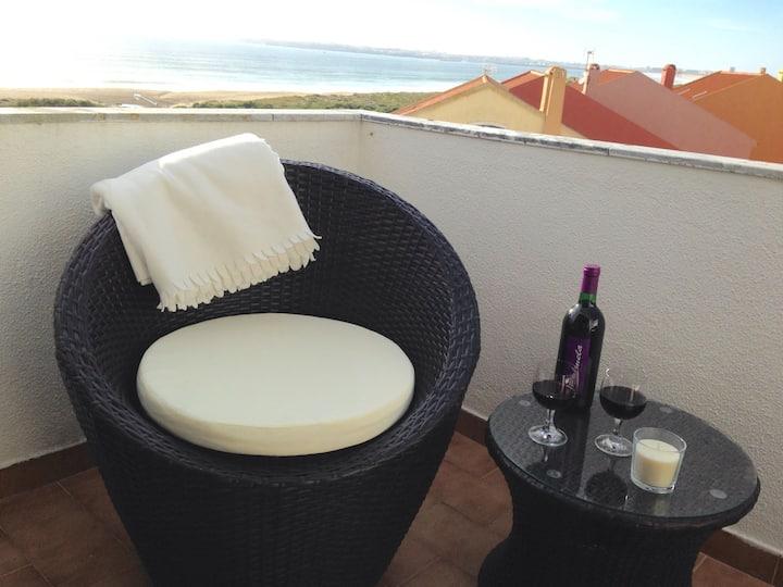 Apartment with sea view - Peniche