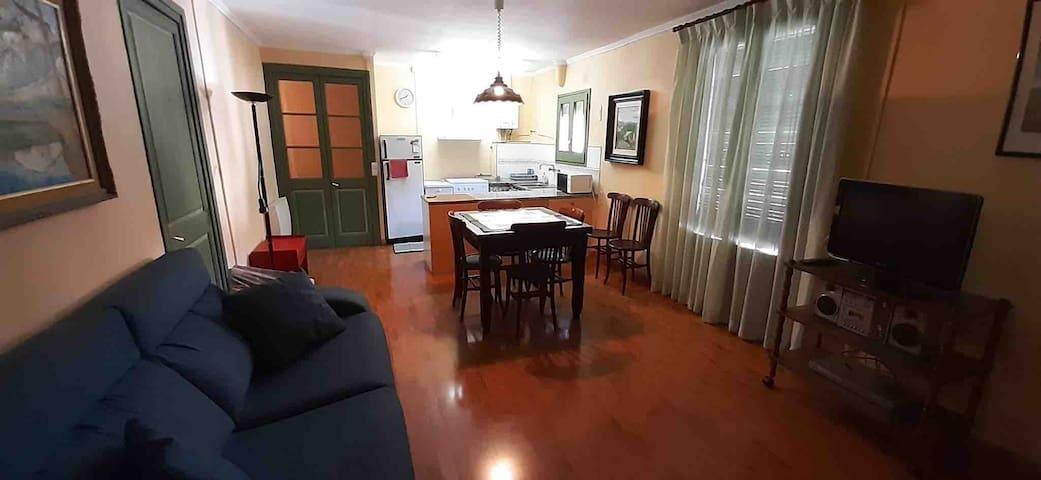 Apartamento sencillo y comodo
