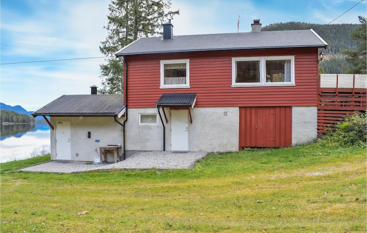 Holiday cottage with 2 bedrooms on 48m² in Vråliosen