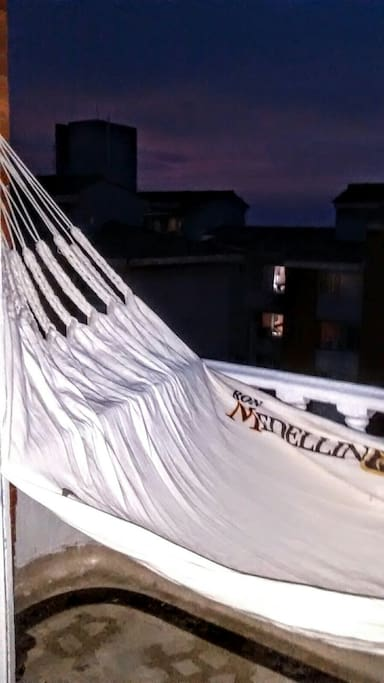 Simple and comfortable hammock