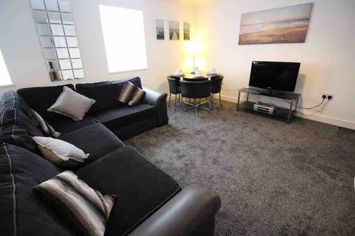 New Build Apartment in Skinningrove near Saltburn