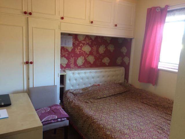 Double Private room in Shared House