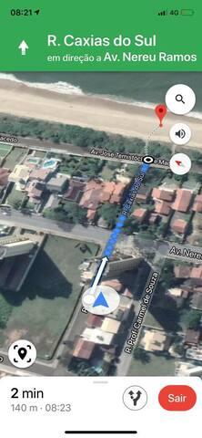 14 km do Beto Carrero 130m praia Central Piçarras