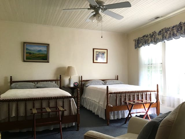 Classic & Cozy B&B: The Willow Room - Pittsboro