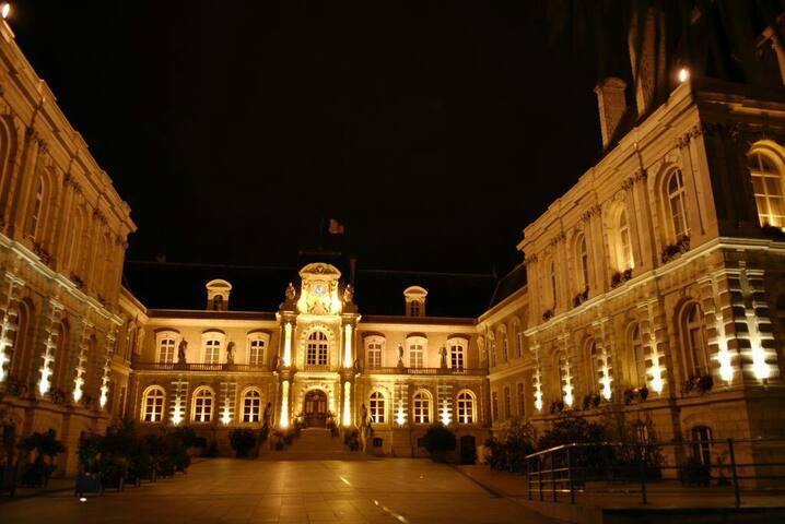 2 pièces lumineux et central - Amiens - Leilighet