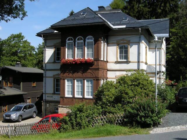 Villa Angelika - Ferienwohnung 1 Tellkoppe
