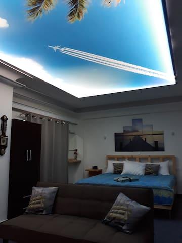 AS alesia's suites room 14