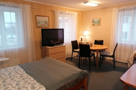 Bo centralt i Hudiksvall i en egen lägenhet!