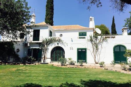 Quinta Esperança avec piscine privée et jardin - ロウレー