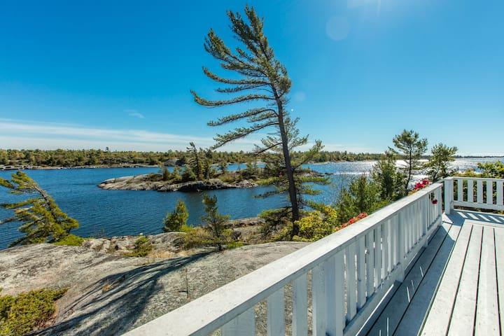 Bigwood Island on Georgian Bay - Britt - Ö