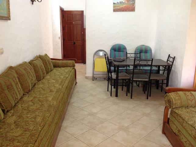 Bonne appartement à louer Cabo avec bonne prix - Martil - Apartemen
