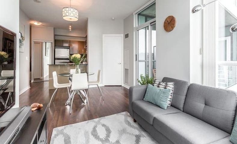 Renovated New Apartment