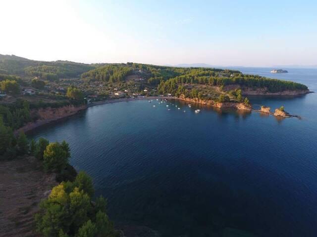 Gorgeous beachfront family villa in Evia,Greece !