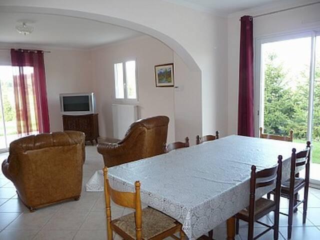 Grande maison en Margeride - Arzenc-de-Randon - Hus