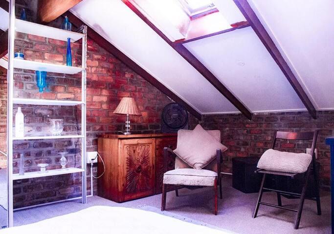 Wonderful loft living