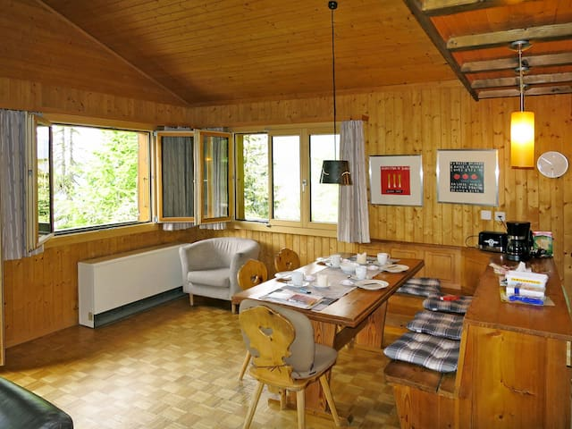 House Chalet Soldanella for 6 persons in Bellwald - Bellwald
