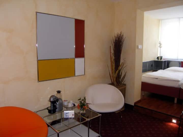 Radisson Blu Hotel Erfurt (Erfurt) - LOH05558, Business Class Zimmer mit Du/WC