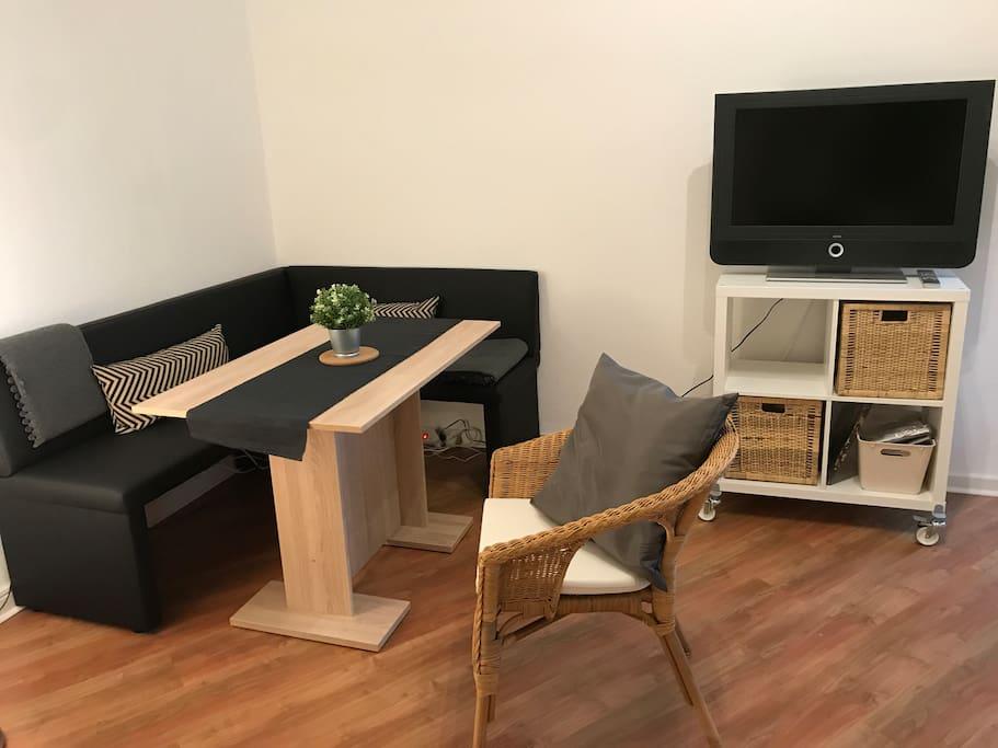 gem tliches apartment in essen frohnhausen apartments for rent in essen nordrhein westfalen. Black Bedroom Furniture Sets. Home Design Ideas