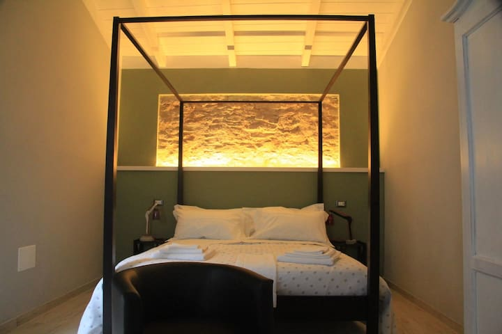 Trottola's room in Spello