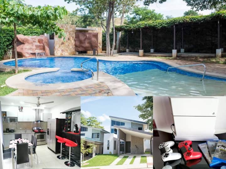 Deluxe360 A/C,Pool, Security24/7, Near The Beaches