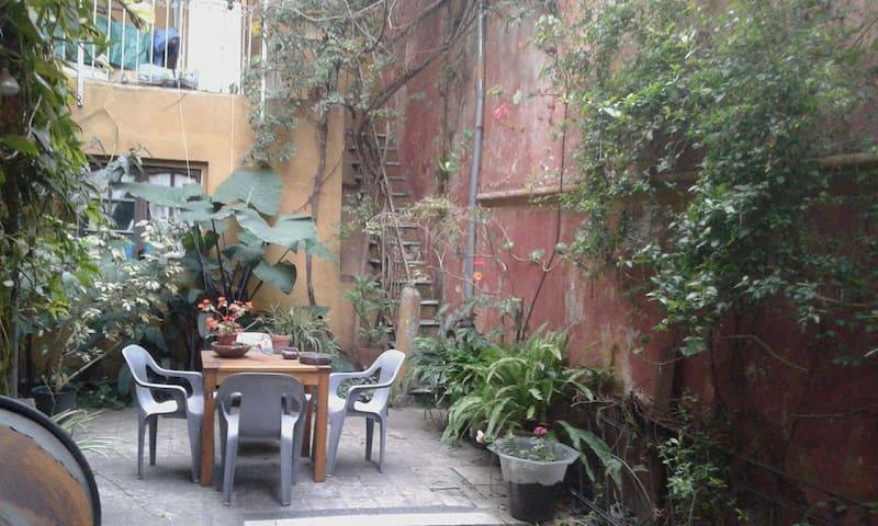 Habitación para 2 en casa grande!!! - Buenos Aires - Talo