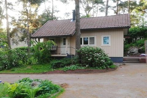 Atmosfera cottage vicino al centro di Turku