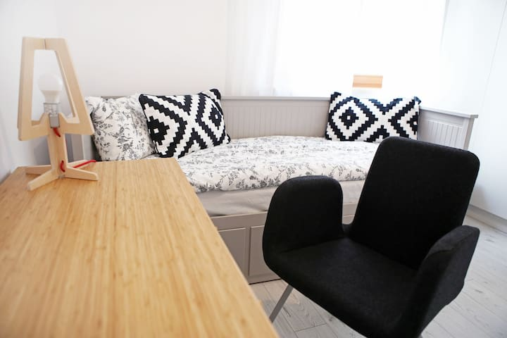 New&cosy Apartment in Cracow 1-4 ppl