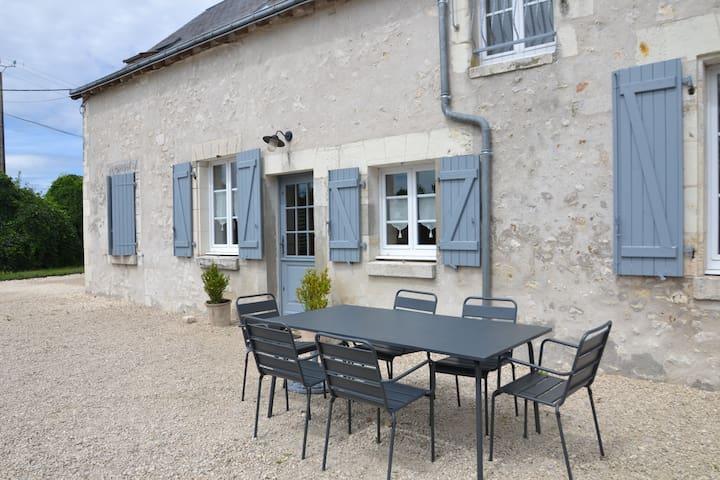 Gîte rural au coeur des chateaux de la Loire