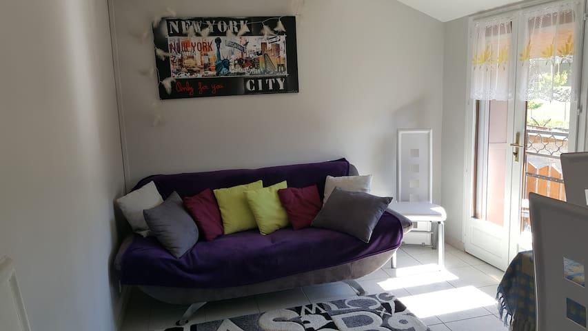 Lilou - Montholier - Wohnung