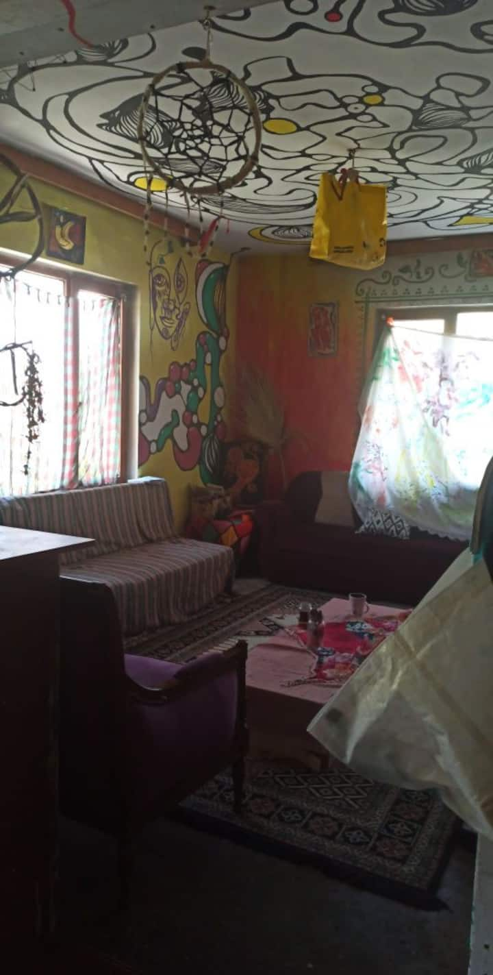 Hippi house