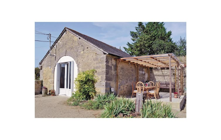 Holiday cottage with 1 room on 57 m²
