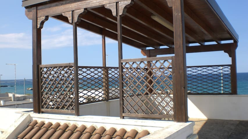 San Foca SALENTO - Sea view apartment