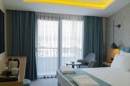 Angel's Park Hotel - Standart Balkonlu Oda