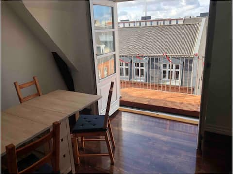 Apartamento no centro de Esbjerg