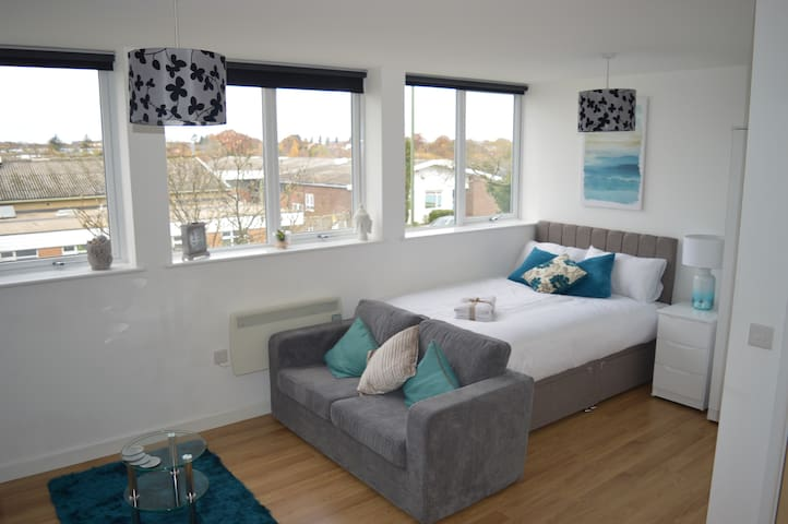 Wella House Apartments - Basingstoke - Huoneisto