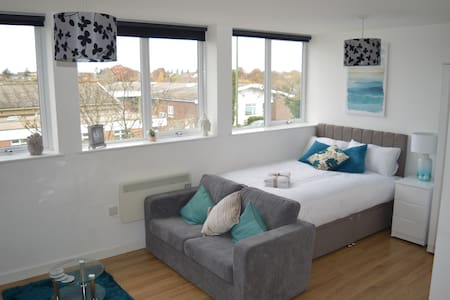 Wella House Apartments - Basingstoke