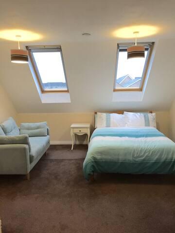 En-suite Double in Alver by the Sea - Gosport