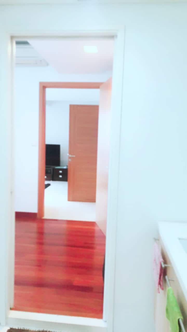 Super High Flr Private Studio near Marinabay Sands