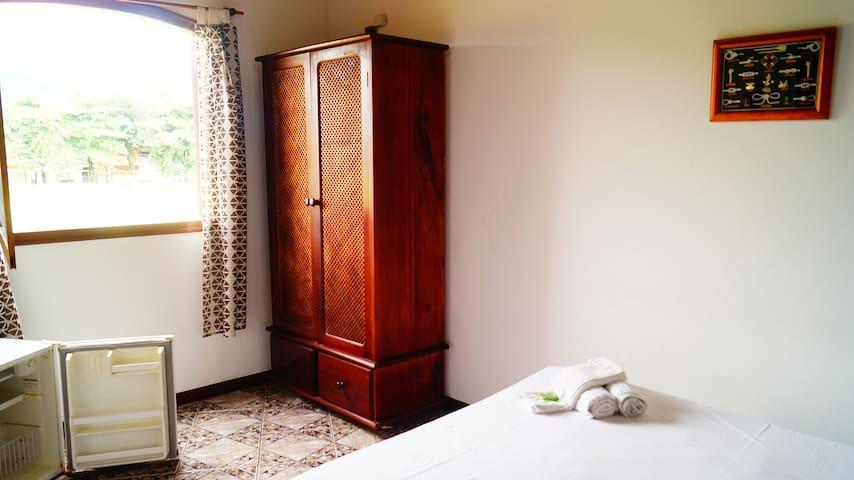 Pousada Parque Imperial suite pra casal - Paraty - Appartement