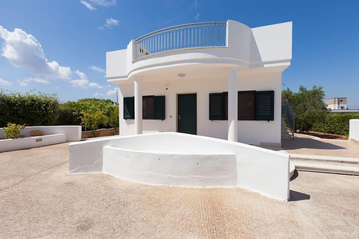 Stanza matrimoniale privata in Villa Sole