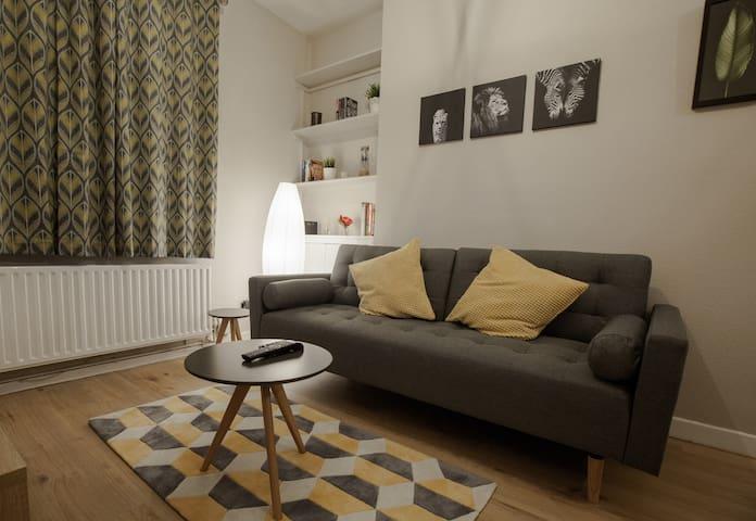 Yellow Hive - 2 Bedroom - Free Parking - Free Wifi - Belfast - Hus