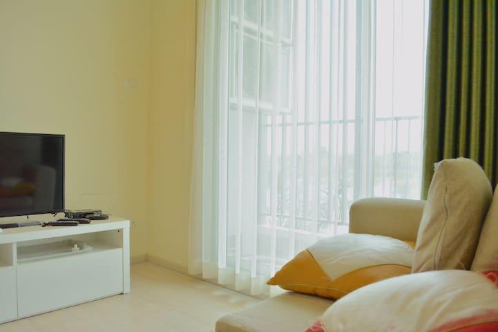 Cozy condo with great location