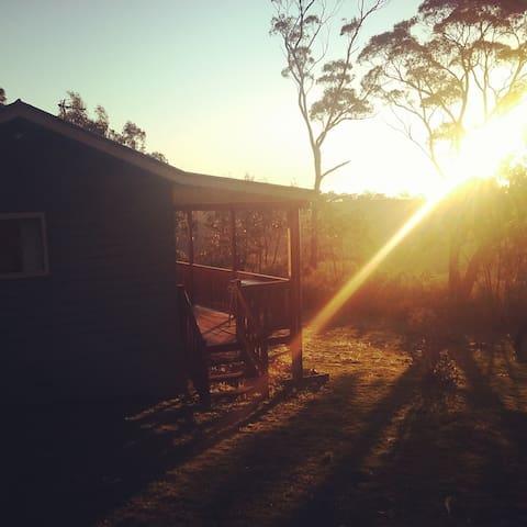 Conmurra Mountain View Cabin - Walang - Hytte