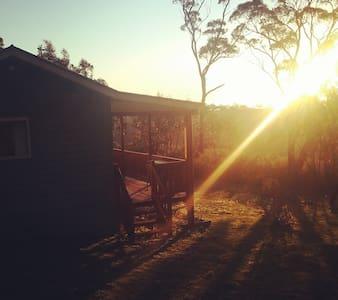 Conmurra Mountain View Cabin - Walang - Cabin