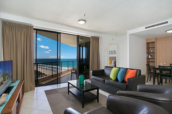 Allunga 21st Floor 1 Bedroom Ocean View Apartment