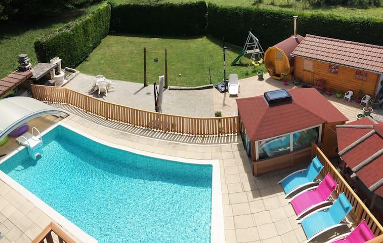GITE DE L'ARPENAZ - 74M² – 3* - Magland - Maison