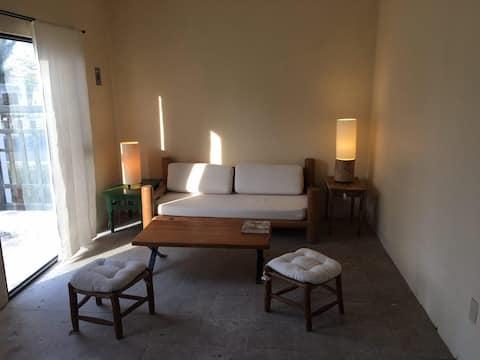 Duplex apartment where you can breathe peace